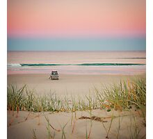 Twilight beach dreams Photographic Print