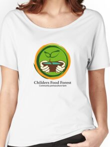 Childers Food Forest Women's Relaxed Fit T-Shirt