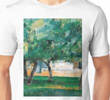 1885 - Paul Cezanne - Farm in Normandy Unisex T-Shirt