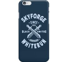 Skyforge Whiterun iPhone Case/Skin