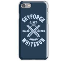 Skyforge Whiterun iPhone Case/Skin