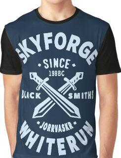 Skyforge Whiterun Graphic T-Shirt