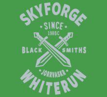 Skyforge Whiterun Baby Tee
