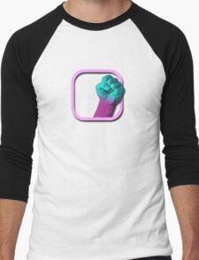 GTA Vice City Fist Weapon Men's Baseball ¾ T-Shirt