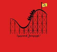 I survived Javascript Unisex T-Shirt