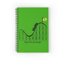 I survived Javascript Spiral Notebook