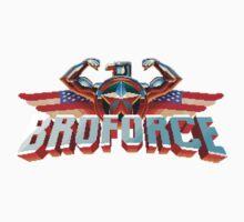Broforce Kids Tee