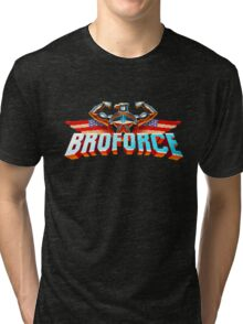 Broforce Tri-blend T-Shirt