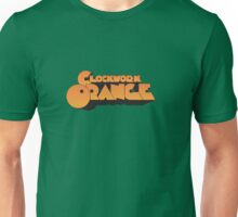 orange clockwork Unisex T-Shirt