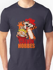 Calvin and Hobbes Time T-Shirt