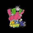 The Great Grape Ape by HokkyCell