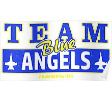 Team Angels Poster
