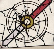 Counterparts - Choke Sticker