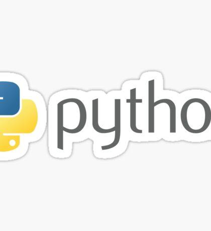Python 02 Sticker