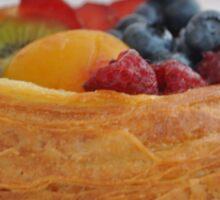 Fruit Pastry - ByWard Market Sticker