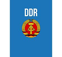 DDR Photographic Print