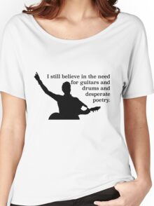 I Still Believe - Frank Turner Women's Relaxed Fit T-Shirt
