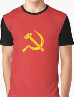 Soviet Graphic T-Shirt