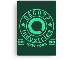 Oscorp Industries Canvas Print