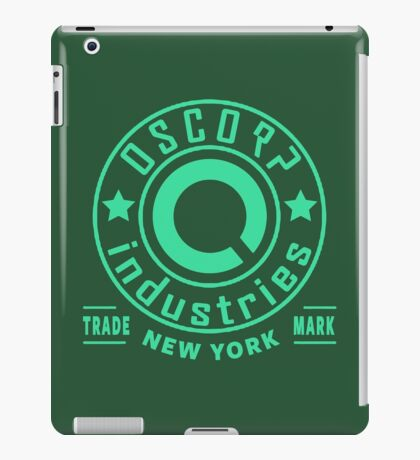Oscorp Industries iPad Case/Skin