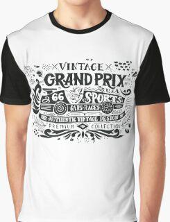 Vintage Grand Prix Graphic T-Shirt
