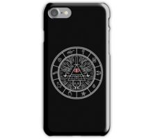 Gravity Falls Bill Cipher Wheel 2  iPhone Case/Skin