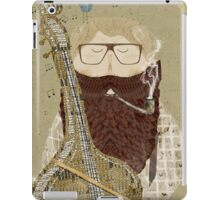 evenings sonnet iPad Case/Skin