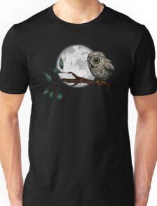 Moonlit Owl Unisex T-Shirt