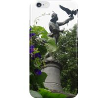 The Falconer, Central Park iPhone Case/Skin