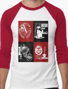 urban nation 4 Men's Baseball ¾ T-Shirt