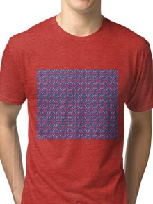 psychedelic ethnic 2 Tri-blend T-Shirt