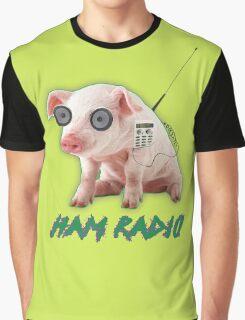 Ham Radio Graphic T-Shirt