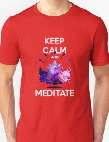 Keep Calm and Meditate! T-Shirt
