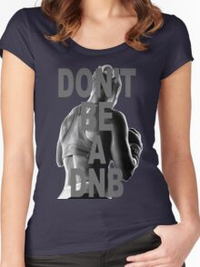 DNB Women's Fitted Scoop T-Shirt
