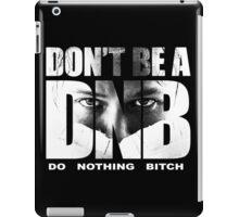 DNB iPad Case/Skin