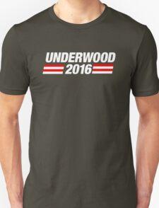 Underwood 2016 - White T-Shirt