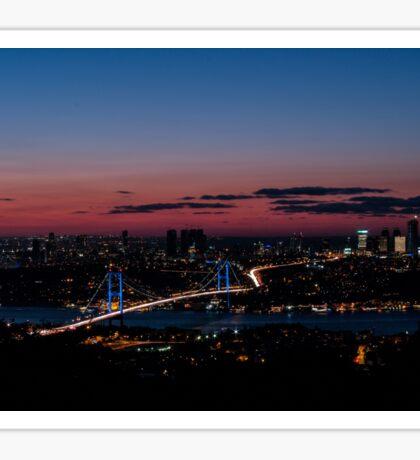 Bosphorus Sticker
