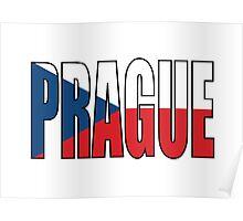 Prague. Poster