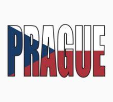 Prague. One Piece - Short Sleeve