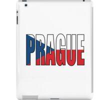 Prague. iPad Case/Skin
