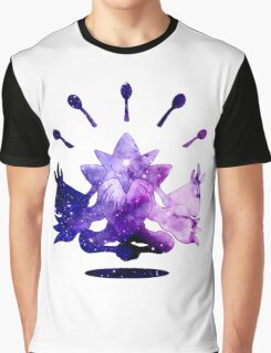 Cosmic Mega Alakazam! Graphic T-Shirt