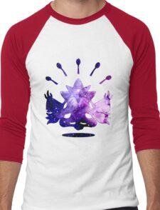 Cosmic Mega Alakazam! Men's Baseball ¾ T-Shirt