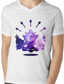 Cosmic Mega Alakazam! Mens V-Neck T-Shirt