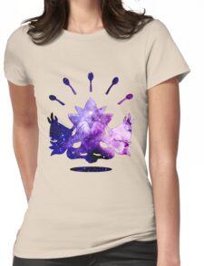 Cosmic Mega Alakazam! Womens Fitted T-Shirt