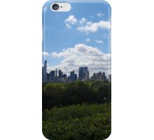 New York City Through the Trees, Central Park iPhone Case/Skin