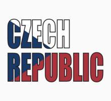 Czech Republic Kids Tee