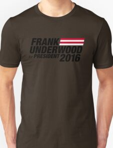 Frank Underwood - Black T-Shirt