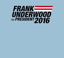 Frank Underwood - Black Unisex T-Shirt