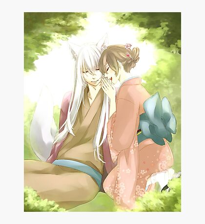 kamisama kiss Photographic Print