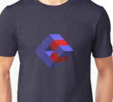 Geometric design elements Unisex T-Shirt